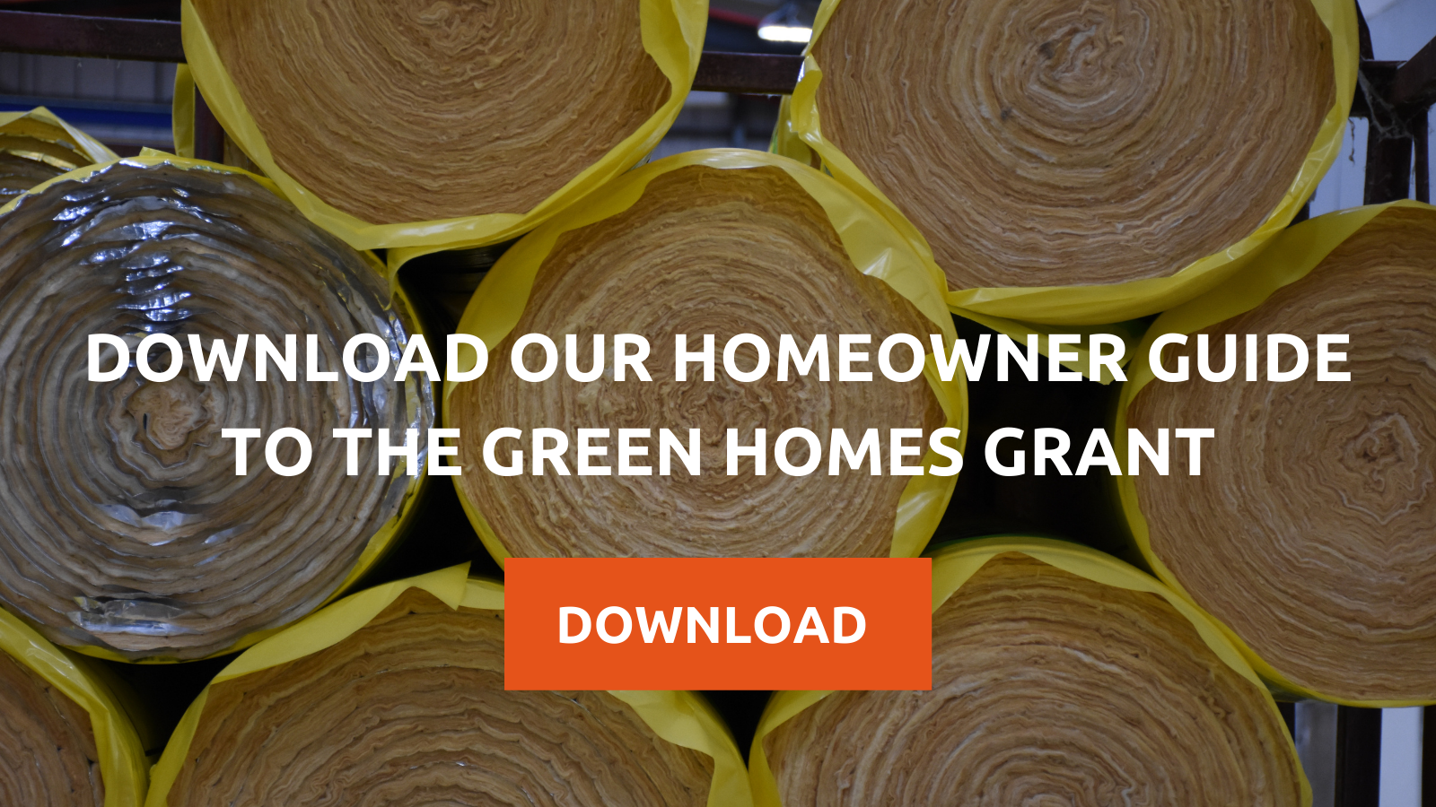 Download our Homeowner Guide to the Green Homes Grant