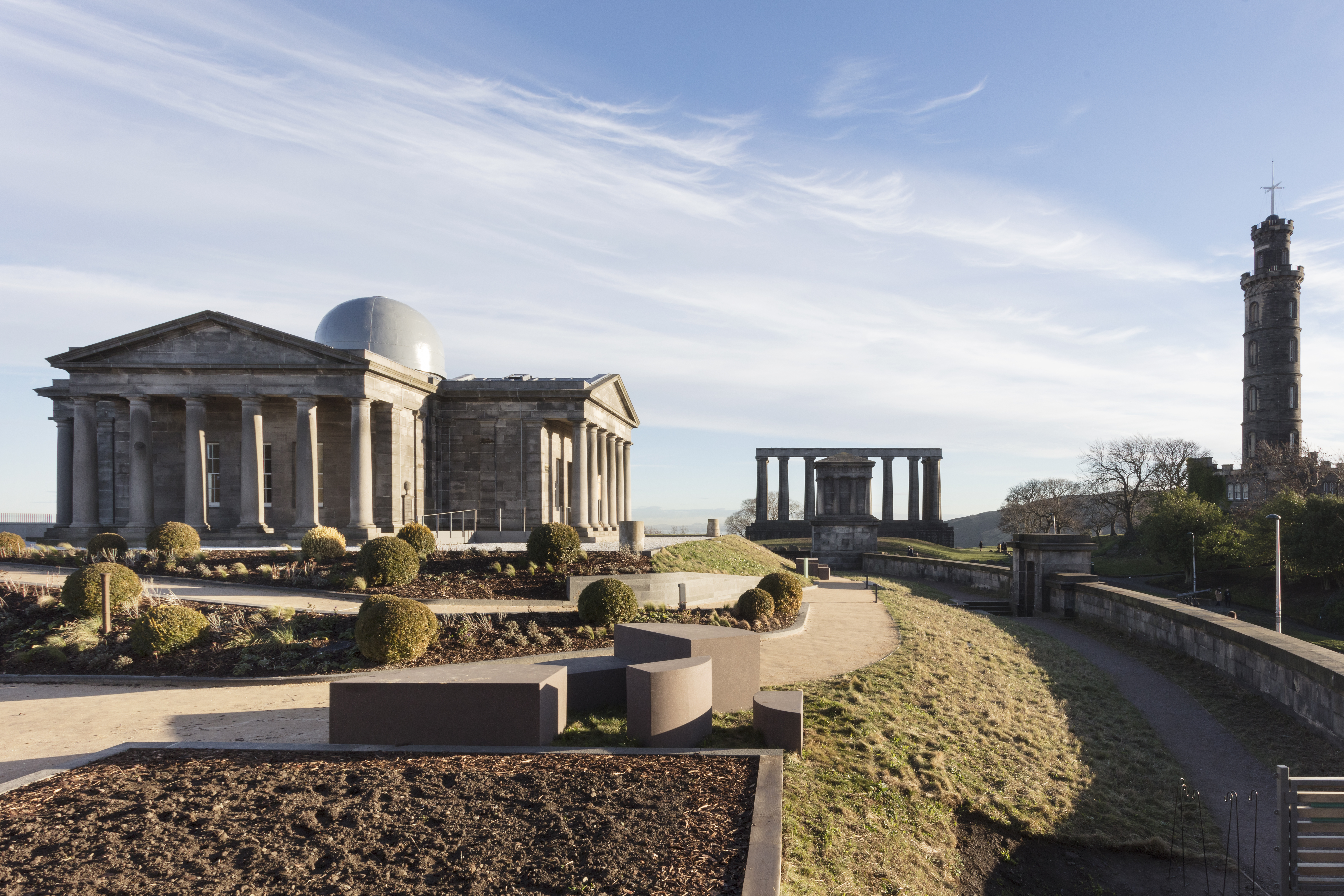 Collective on Calton Hill